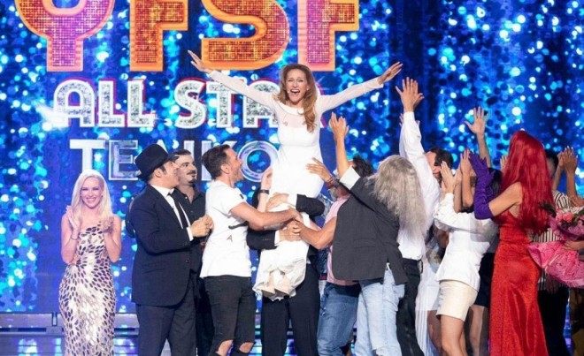 YFSF All Star Τάνια Μπρεάζου