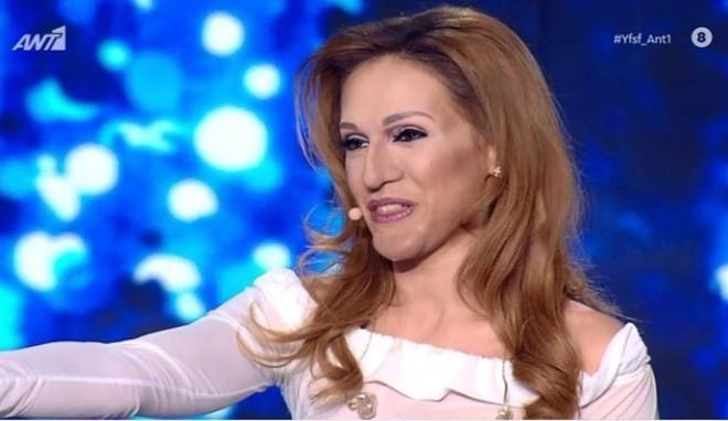 Τάνια Μπρεάζου Celine Dion