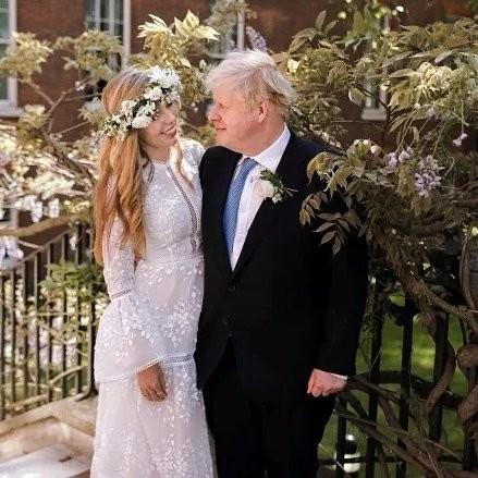 γάμος Τζόνσον