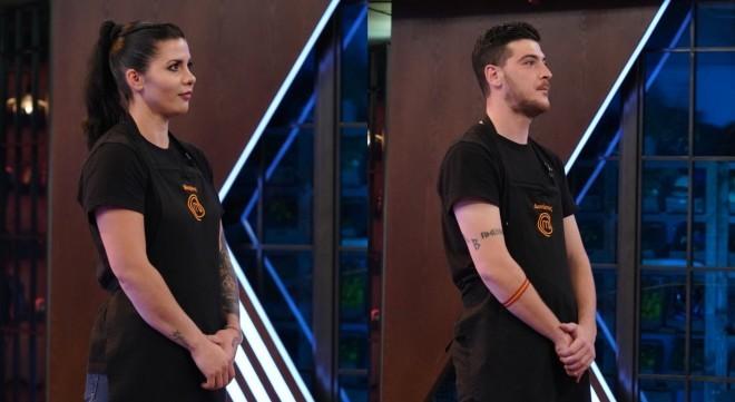 Διονύσης και Μαρίνα θα τα δώσουν όλα για την πρόκριση στον τελικό του MasterChef 5