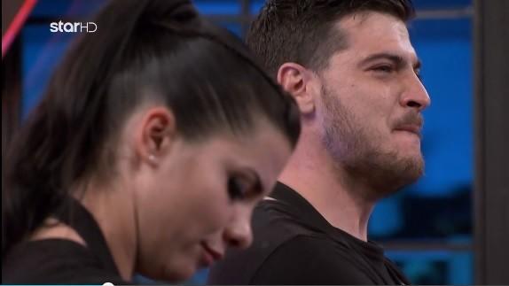 Μαργαρίτα και Διονύσης  μάχονται για την πρόκριση στον τελικό του MasterChef 5