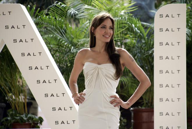 Η Angelina Jolie πριν αδυνατίσει