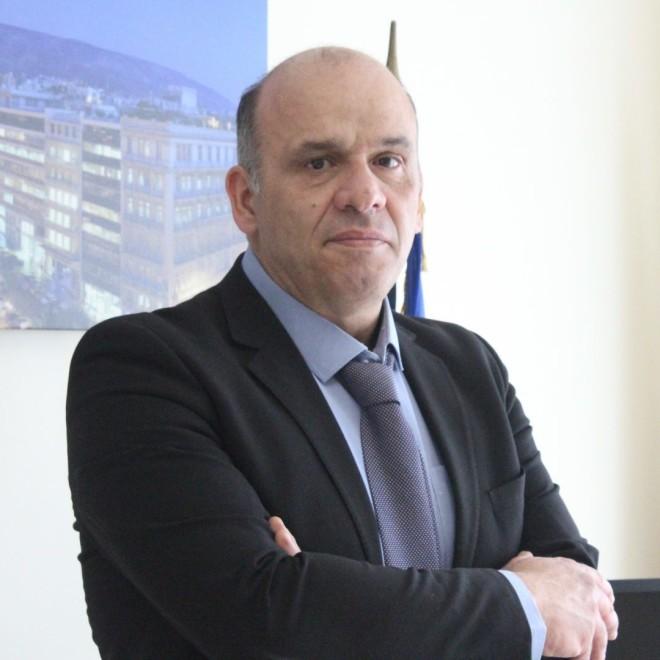 Ο Σάκης Κολλάτος, Αντιδήμαρχος Πρασίνου και Ηλεκτροφωτισμού