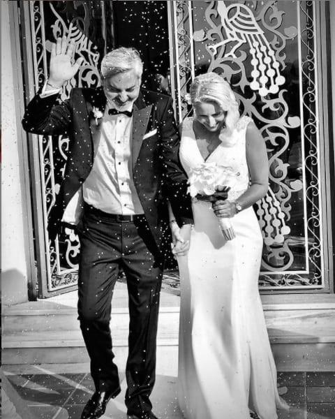 παπακωστοπουλου παντρευτηκε δημοσιογραφος παρουσιαστρια star