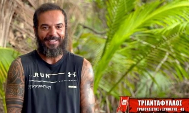 Survivor: Αγνώριστος ο Τριαντάφυλλος - Ξυρίστηκε και κουρεύτηκε μετά από 6 μήνες