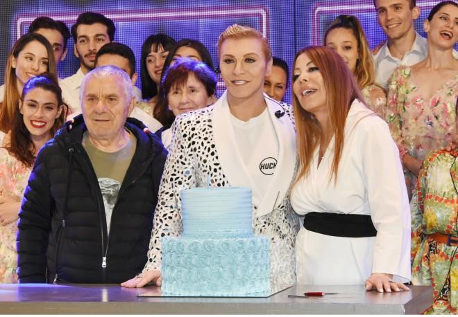 Ο Τάκης Ζαχαράτος γιιόρτασε τα γενέθλιά του μαζί με αγαπημένους  φίλους και συναδέλφους