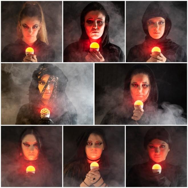 Οι συντελεστές της παράστασης«Η σιωπή δεν είναι χρυσός»