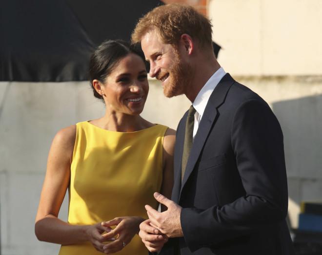 Πρίγκιπας Harry και Meghan Markle έγιναν γονείς για δεύτερη φορά