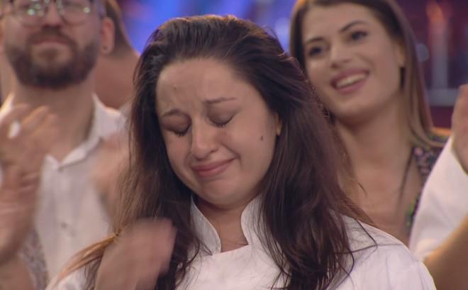 Μαργαρίτα Νικολαΐδη Νικήτρια MasterChef