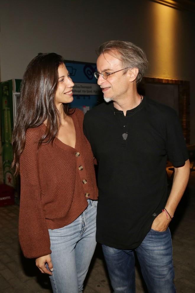 Μίλτος Πασχαλίδης: Δείτε την κούκλα σύντροφό του, Ανθή