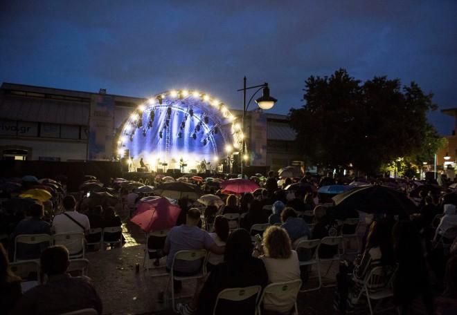 Τεχνόπολις - συναυλία Πασχαλίδη