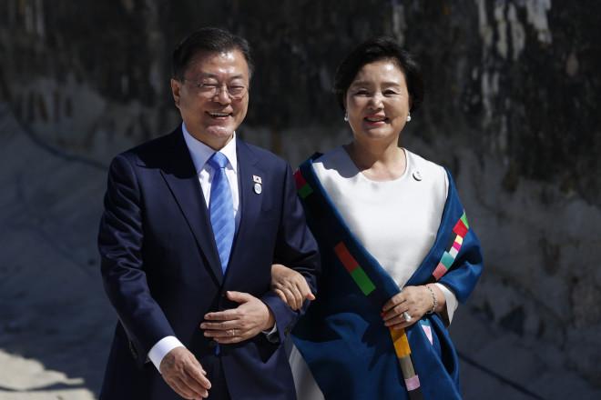 Πρόεδρος της Νότιας Κορέας