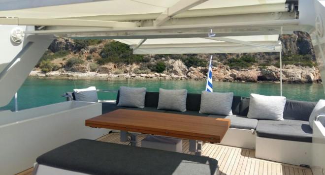 «Tο yachting απευθύνεται στον VIP τουρισμό πουαφήνει τα περισσότερα χρήματα στα ελληνικά νησιά»(φωτογραφία tropicanayacht.com)