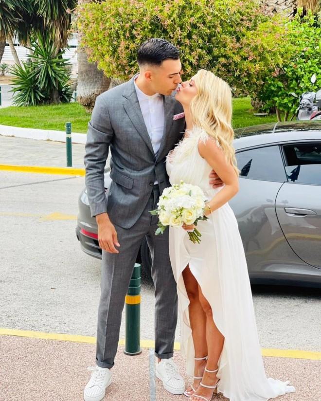 Παντρεύτηκε ο γνωστός μπασκετμπολίστας Κώστας Σλούκας