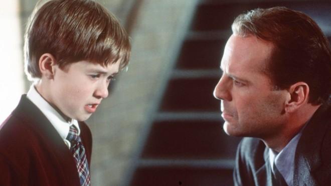 Haley Joel Osment Bruce Willis