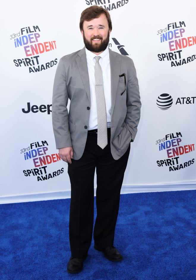 Haley Joel Osment Film Independent Spirit Awards