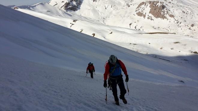 Ορειβασία στα Βαρδούσια Όρη
