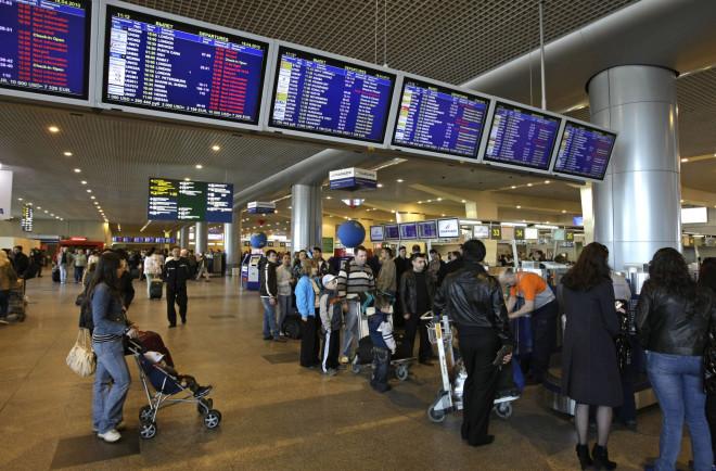 αεροδρόμιο - μέτρα κορωνοϊός