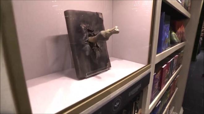 Χάρι Πότερ - μαγαζί Νέα Υόρκη