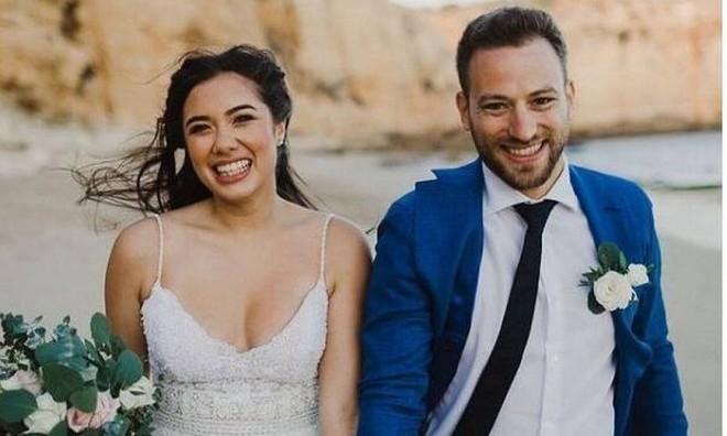 Ο γάμος του ζευγαριού σε θέρετρο της Πορτογαλίας