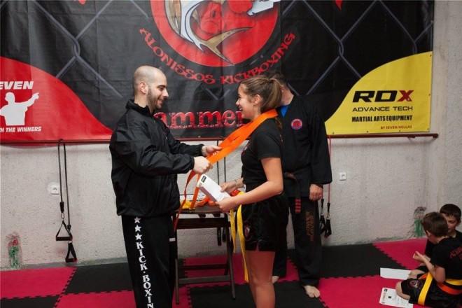 Η 20χρονη μητέρα ασχολούνταν με τις πολεμικές τέχνες και ειδικότερα με το kick boxing