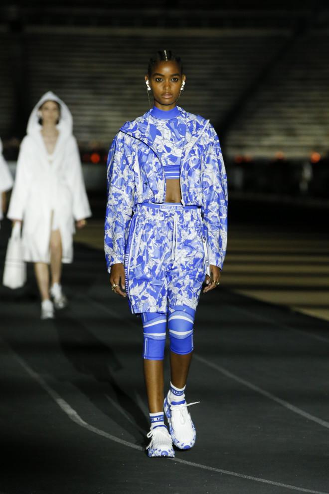 ντιόρ πασαρέλα dior fashion show