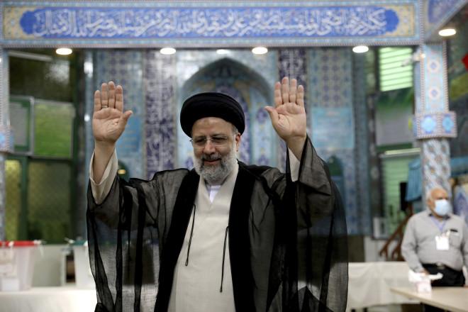 Oνέος πρόεδρος τoυ Ιράν.Εμπραχίμ Ραϊσί