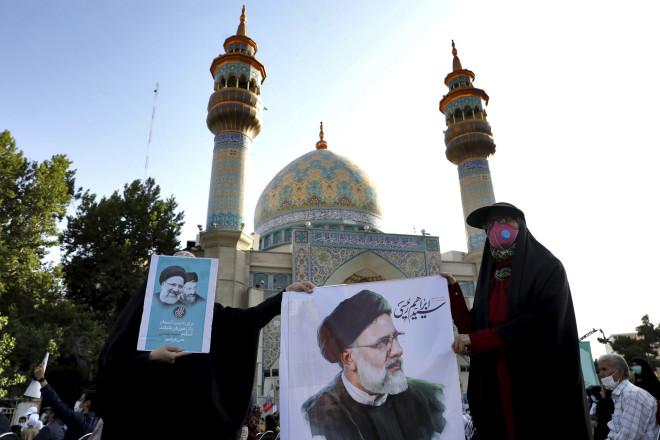 Εκλογές Ιράν- φωτογραφία ΑΡ