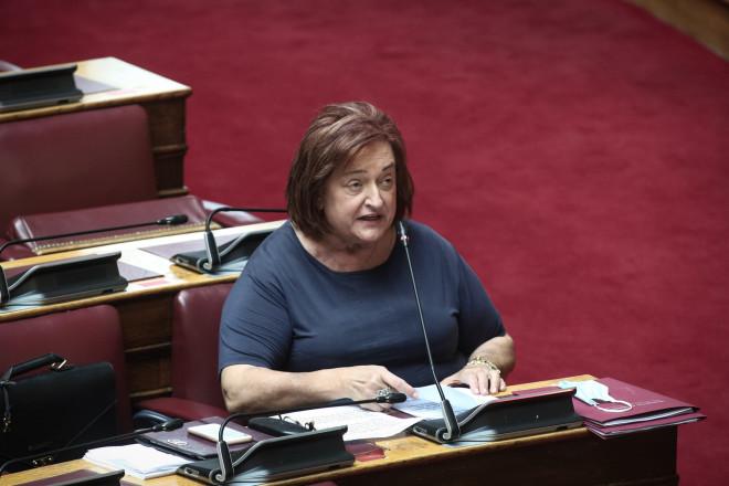 Η βουλευτής της ΝΔ, Μαριέττα Γιαννάκου- Eurokinissi