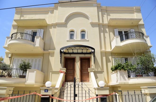 Σε αυτό το σπίτι στα Γλυκά Νερά άφησε την τελευταία της πνοή η Καρολάιν- Eurokinissi