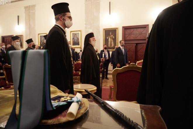 Μητσοτάκης στο Πατριαρχείο Αλεξάνδρειας