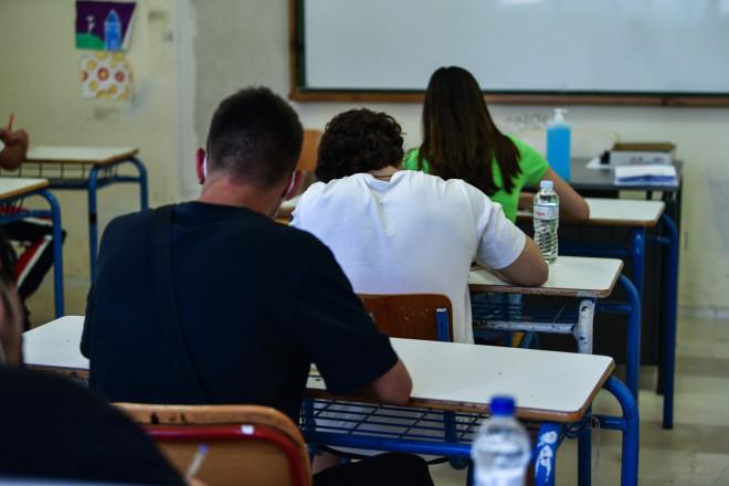μαθητές πανελλήνιες 2021