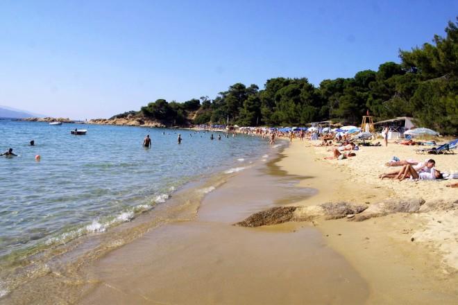 παραλία Σκιάθος