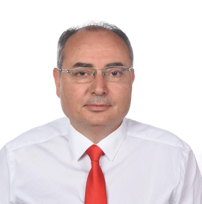 Ο Γιώργος Ατσαλάκης,αναπληρωτής καθηγητής στο Πολυτεχνείο Κρήτης