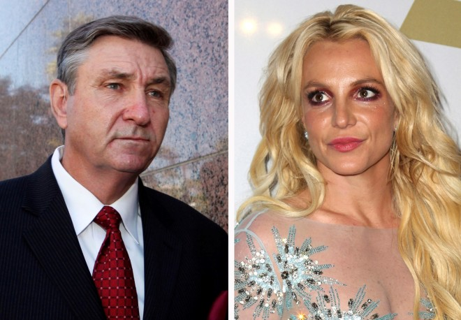 James Spears Britney Spears
