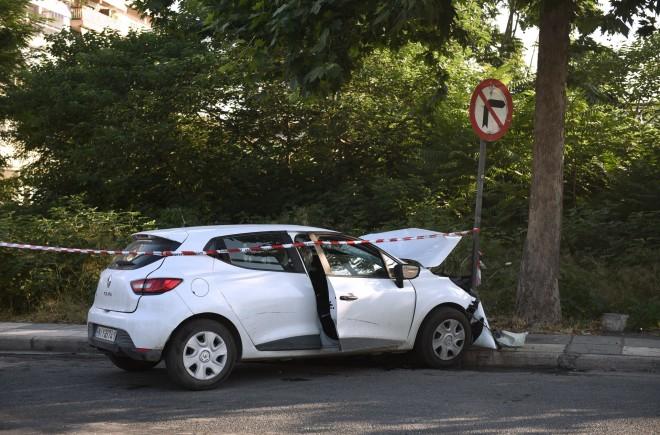 Τροχαίο με δύο νεκρούς στη Θεσσαλονίκη