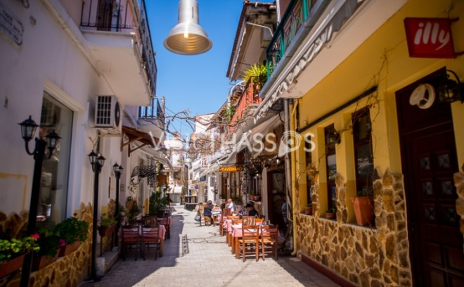 Θάσος - πρωτεύουσα Λιμένας