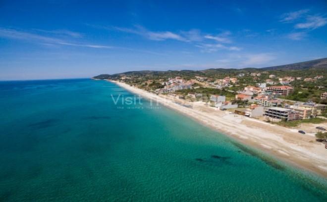 Θάσος - παραλία Λιμενάρια
