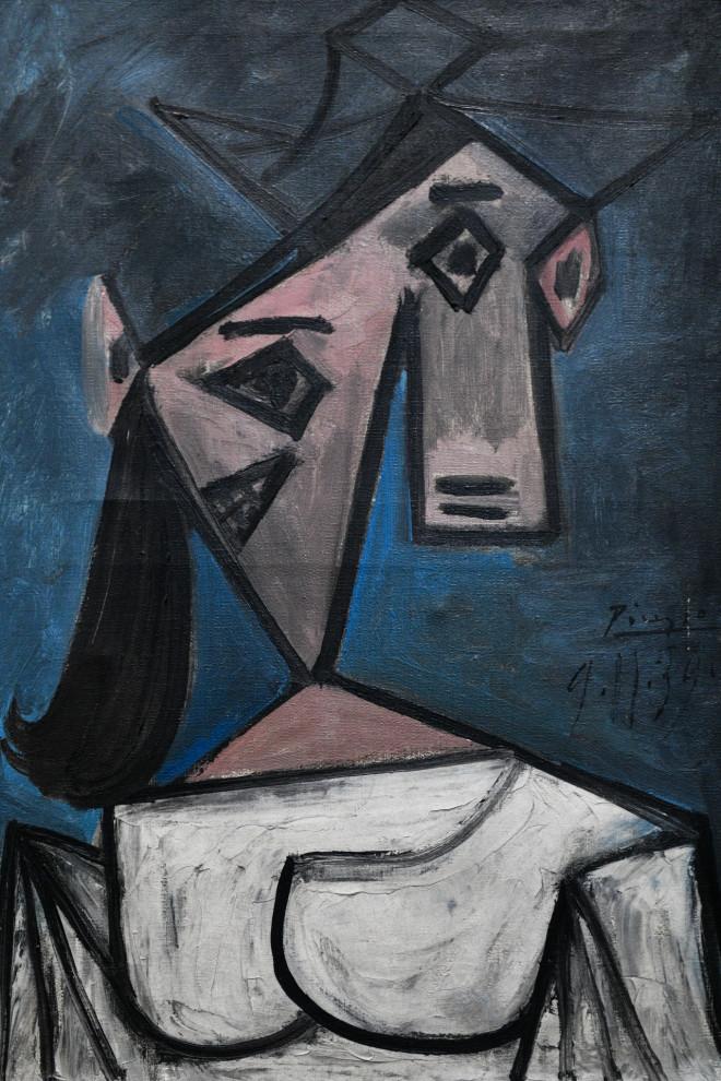 πίνακας Πικάσο - Εθνική Πινακοθήκη