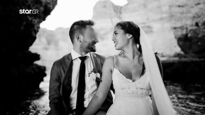 Φωτογραφία από τον γάμο του καθ' ομολογίαν συζυγοκτόνου με την Καρολάιν στην Πορτογαλία