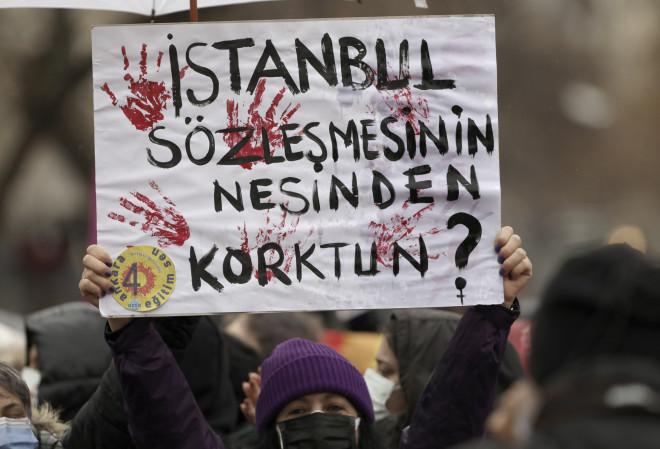 γυναίκες Τουρκία
