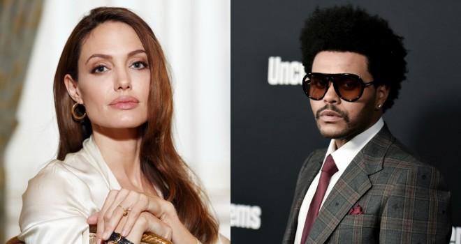 Αντζελίνα Τζολί - The Weeknd είναι ζευγάρι