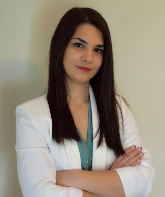 Η Ηλιαλένα Λυσικάτου, Κλινική Διαιτολόγος- Διατροφολόγος