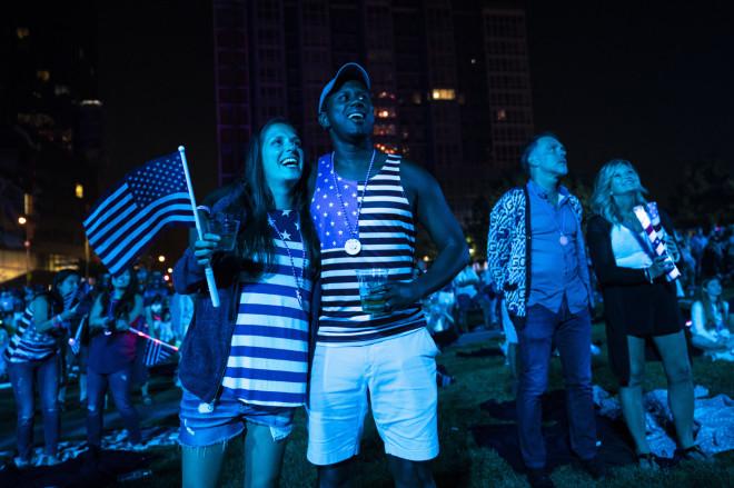 ΗΠΑ - Ημέρα Ανεξαρτησίας