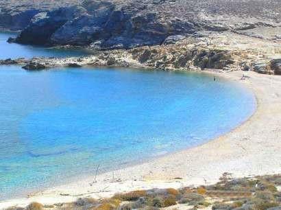 Μύκονος - Παραλία Μυρσίνη
