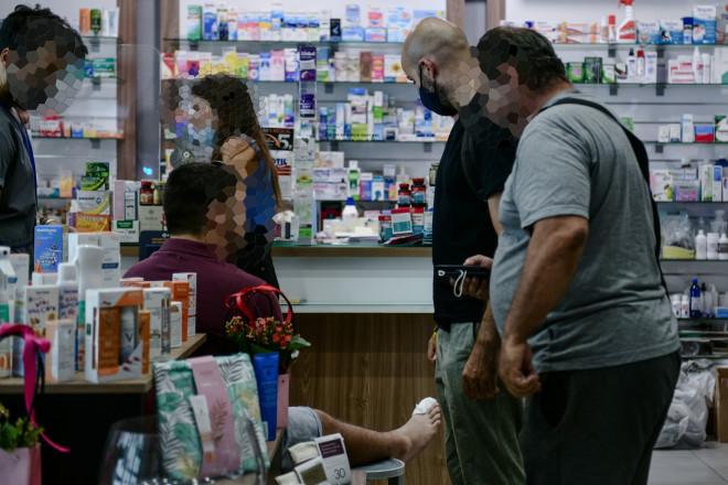 Επίθεση σε σουπερμάρκετ στην Καισαριανή