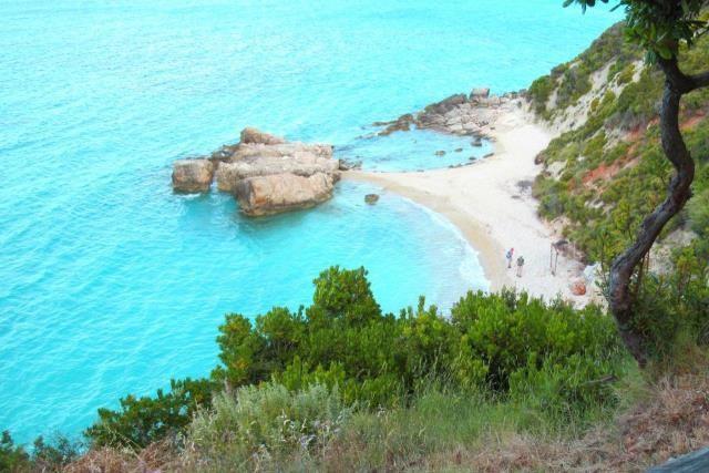 Παραλία Ξύγκια - Ζάκυνθος