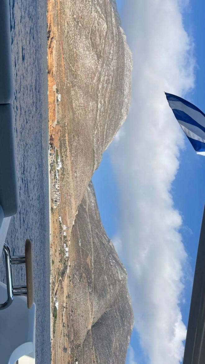 αμαλία κωστοπούλου διακοπές ελλάδα νησιά