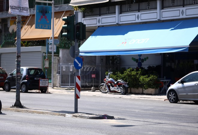 To σημείο της τραγωδίας στη Νίκαια - φωτογραφία Intime