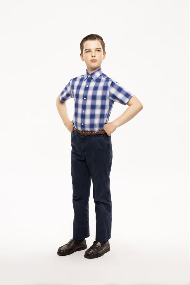 Η σειρά Young Sheldon κάνει πρεμιέρα στο Star
